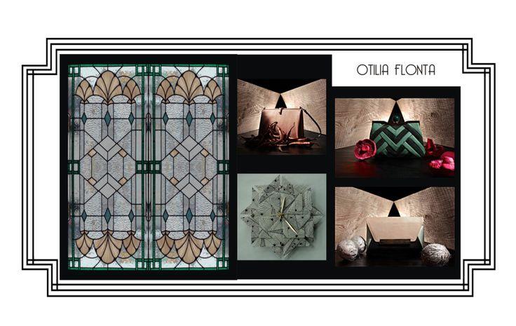 Otilia Flonta bags & clutches