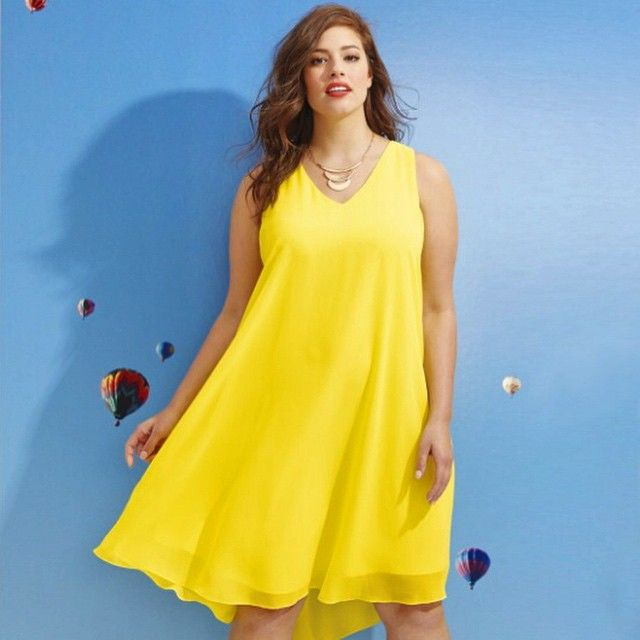 yellow dress dressbarn yellow