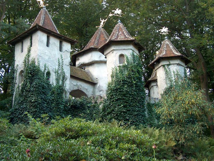 kasteel van doornroosje
