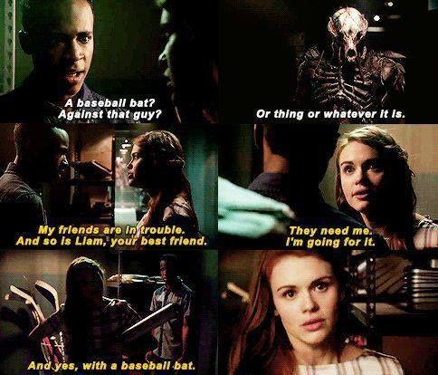 """Teen Wolf Season 04 Episode 12 """"Smoke and Mirrors"""" Season Finale. Mason and Lydia"""