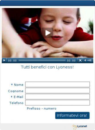 Tutti benefici con Lyoness!