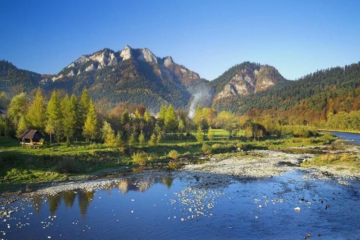 Pieniny, Tatra