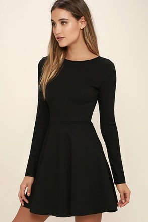 The black dress images