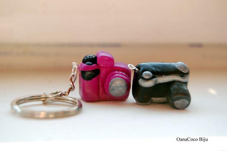 Breloc camera foto