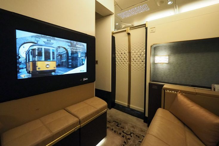 TPG Reviews The Residence on Etihad's A380 from JFK to AUH