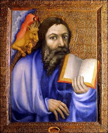 Master Theodoric (St Luke)