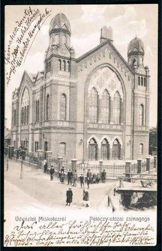 Palóczy utcai zsinagóga