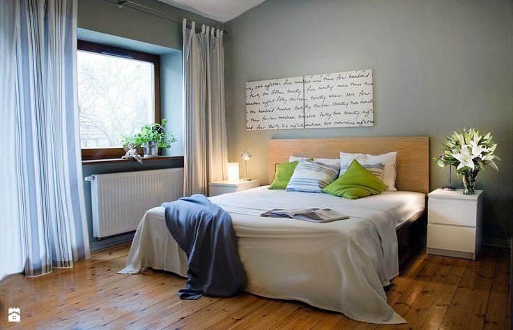 Sypialnia styl Nowoczesny - zdjęcie od re-ARCH Home Staging - Sypialnia - Styl Nowoczesny - re-ARCH Home Staging