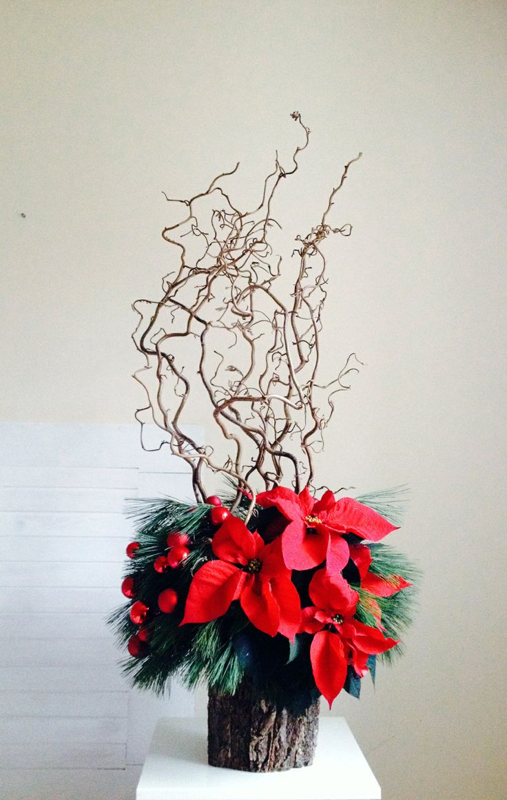 red and green christmas decoration
