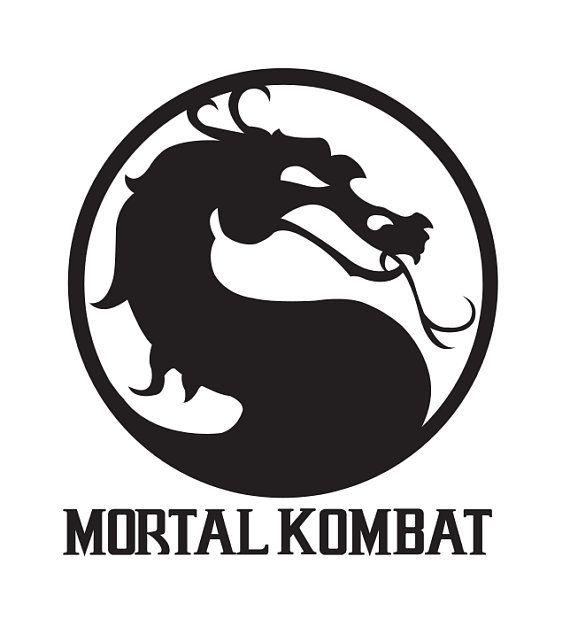 Mortal Kombat 11 Logo Mortal Kombat Mortal Combat Logos