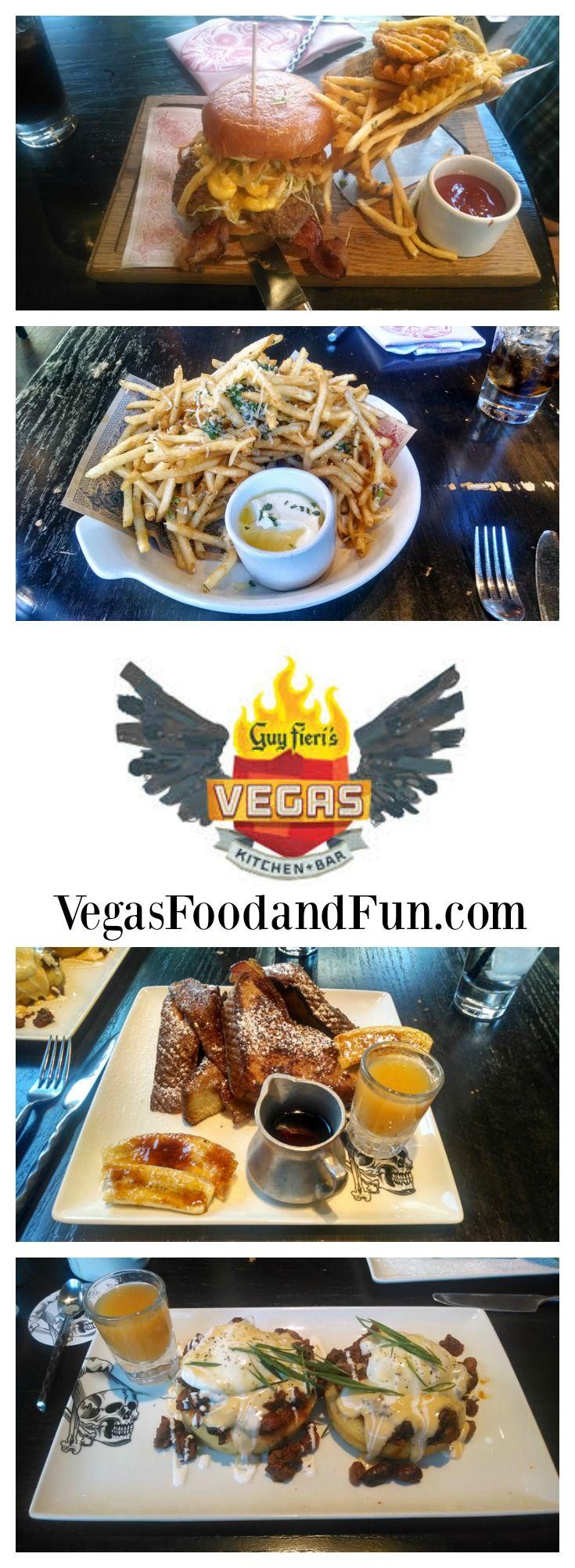 Guy Fieri's Restaurant in Las Vegas Prices, Menus, and Review