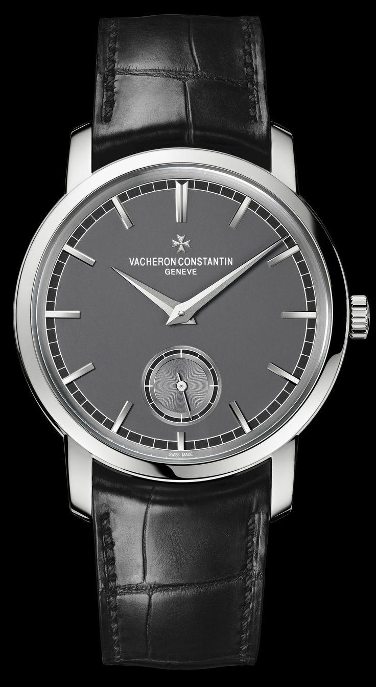 Patrymony Traditionnelle Pequenos Segundos relógio por Vacheron Constantin