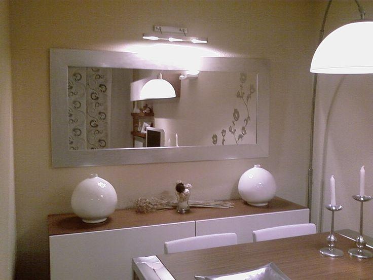 Espejos modernos para comedor best espejos decorativos - Espejos modernos salon ...