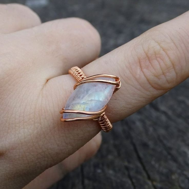 And this is how it looks like on finger! #jewelry #shopping #onlineshopping #jewelryforsale #forsale #handcrafted #handmade #madewithlove #gemstone #boho #bohochic #bohostyle #bohojewelry #hippiechic #bohemianstyle #available #ring #shoutout #wirewrap #blogger #summer #summer17 #instajewelry #jewelrygram #accessories #etsyshop #instafashion #instagood #trend #wirewrapped