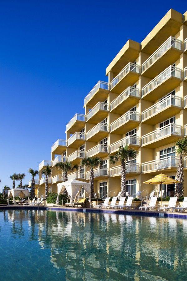 fun florida resort pools: the shores resort and spa, daytona beach