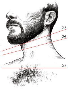 best 25 beard line ideas on pinterest beard barber near me beard barber and hair and beard. Black Bedroom Furniture Sets. Home Design Ideas
