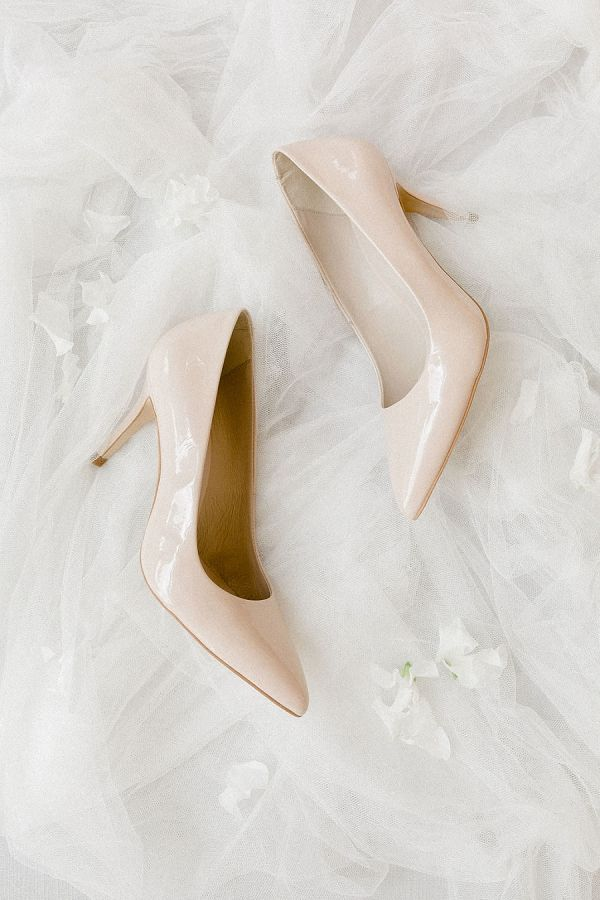 Emerald and Blush Wedding in Paris – Fabulous Shoes