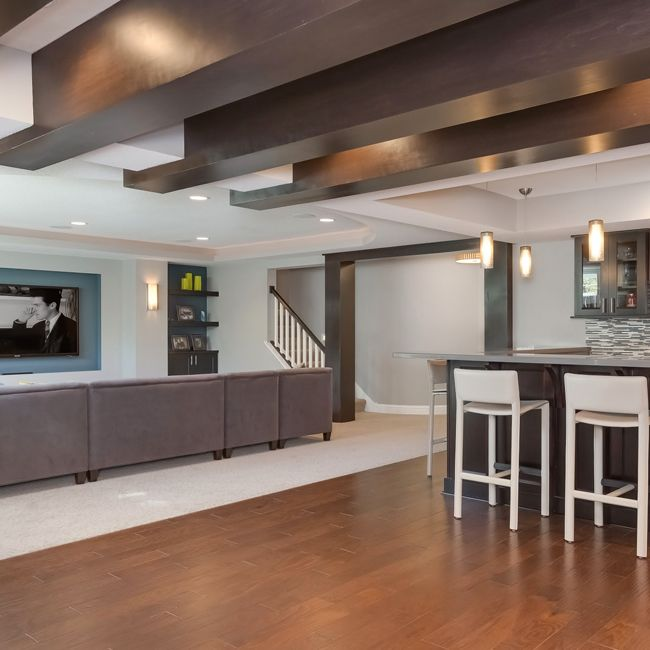 Beautiful Basement Remodeling Minneapolis
