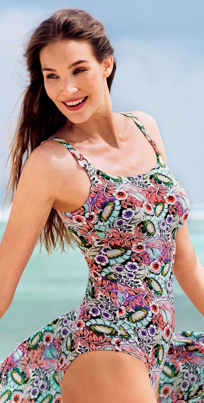 Anita Miami Beach Carini Mastectomy One Piece