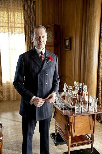 Nucky Thompson (Steve Buscemi)   #BoardwalkEmpire