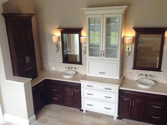New Construction Bathroom In Orlando Fl Designed By T Squared Kitchen And Bath In Orlando Fl