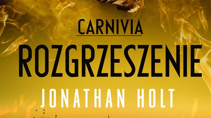 """Z przyjemnością informujemy, że objęliśmy patronatem książkę """"Carniva. Rozgrzeszenie"""". Jest to mieszanka thrillera i kryminału, czyli pozycja dla czytelników o stalowych nerwach, łącząca cechy najlepszych powieści Stiega Larssona i Dana Browna.   http://moznaprzeczytac.pl/carnivia-rozgrzeszenie-patronat-moznaprzeczytac-pl/"""