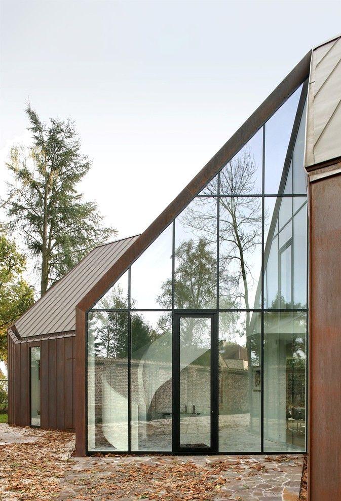 house VDV GRAUX & BAEYENS architects