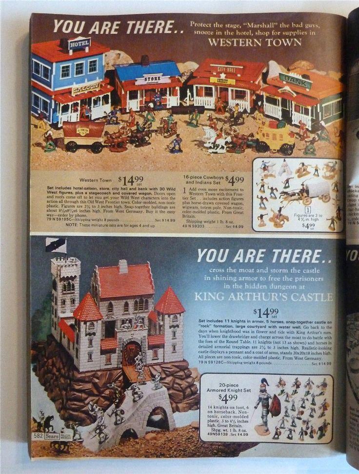 Vintage 1972 Sears Christmas Wish Book Toys Games Amp More Santas Catalogs For Christmas
