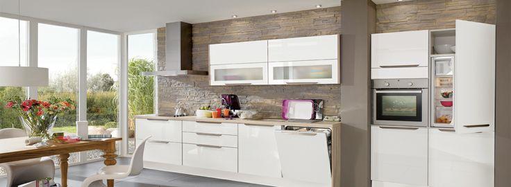 Keuken Kastenwand Ikea : Rechte Keuken met Losse kastenwand KEUKENS Pinterest Met