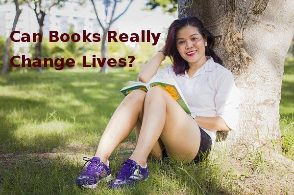Yes! Books have the power to change lives.The reader's life and through his actions, the lives of those around him. I'm not only talking about those books that demand you to obey...