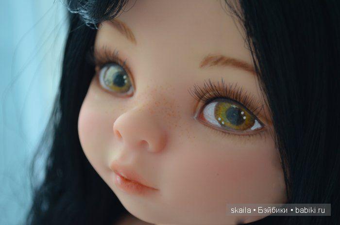 Как Мулан из мультяшки превратилась в милую девочку Disney Animators / Умница Алена, Анюта, Принцессы Диснея и другие куклы от Playmates / Бэйбики. Куклы фото. Одежда для кукол