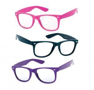Des lunettes de toutes les couleurs !