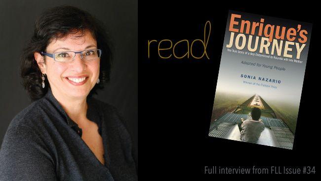 READ: Enrique's Journey by Sonia Nazario
