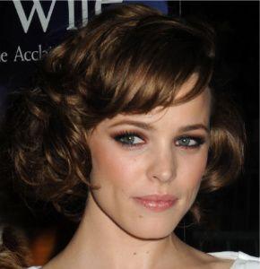 Like her makeup: Wedding Hair, Hair Styles, Bridal Makeup, Formal Hairstyles, Smokey Eye, Wedding Makeup, Rachel Mcadams, Makeup Idea