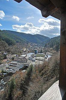 Black Forest,Ortenaukreis, Germany | Hornberg