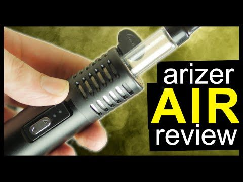 My Arizer AIR Review... http://www.vaporizerfreak.com/arizer-air-review/