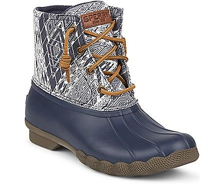 Sperry Top-Sider  				Women's Saltwater Native Duck Boot