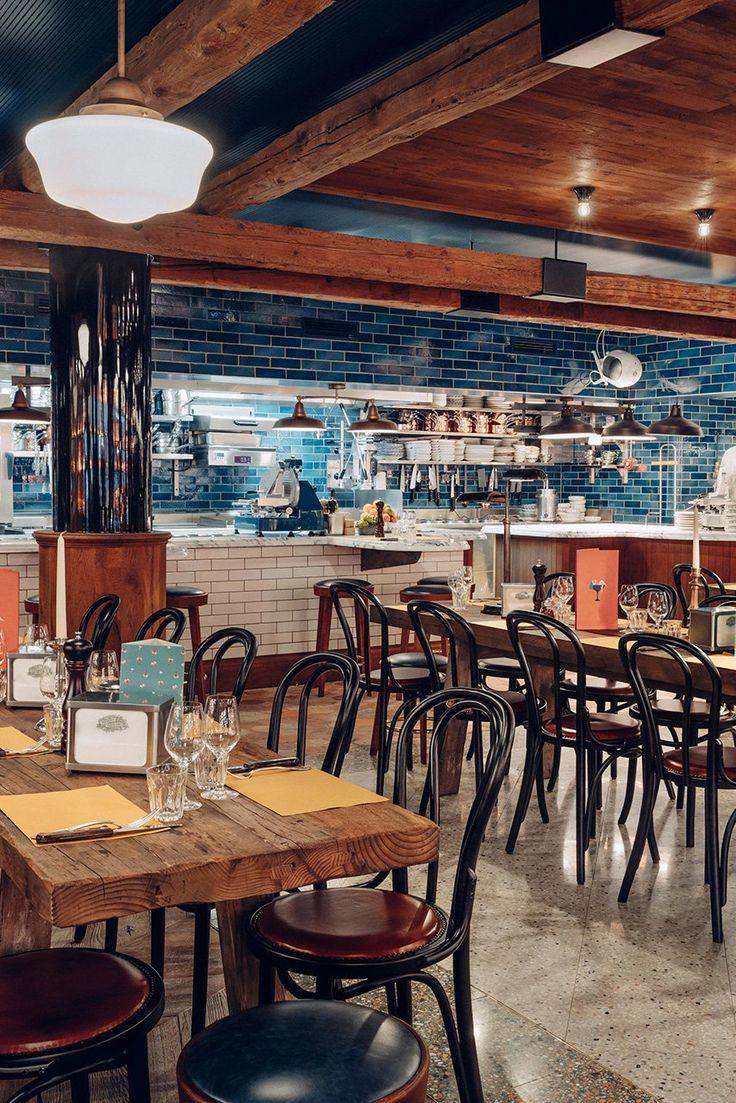 10 bonnes id es d co piquer aux restaurants design restaurant deco idee deco et ambiance. Black Bedroom Furniture Sets. Home Design Ideas