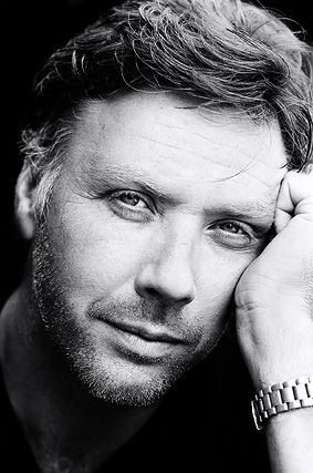 Mikael Persbrandt... a swedish actor....