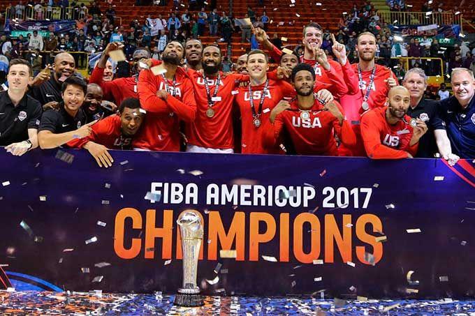 Estados Unidos es el nuevo campeón de la AmeriCup FIBA 2017 #Baloncesto #Deportes