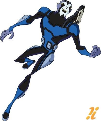 Ben 10 - blue guy