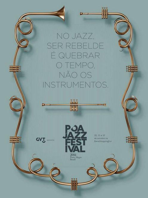 POA Jazz Festival on Behance