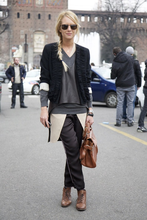 Layers and neutrals