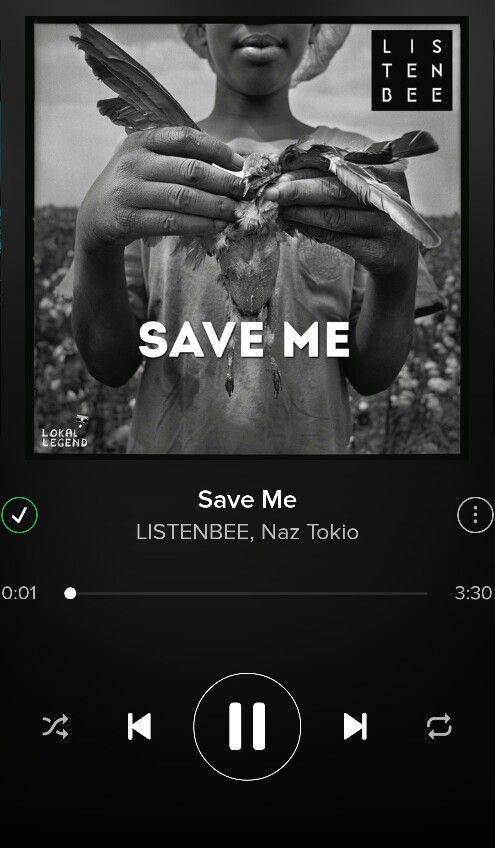 Save Me - LISTENBEE, Naz Tokio