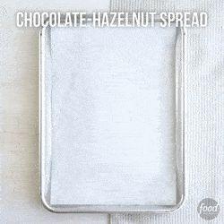 Nutella Filled Pancakes : GifRecipes
