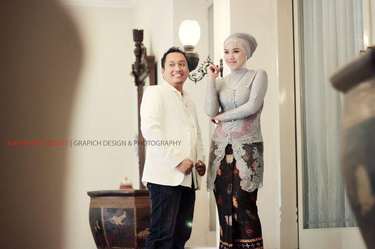 #kebaya #moslem #prewedding #nachapro #solo #indonesia #photography