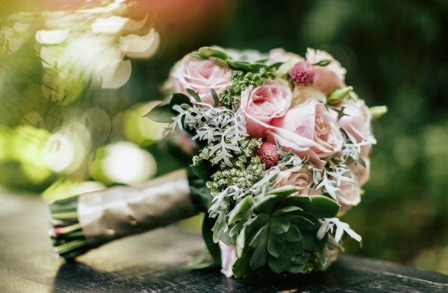 60 buquês de noiva RÚSTICOS maravilhosos para você se inspirar! Image: 42
