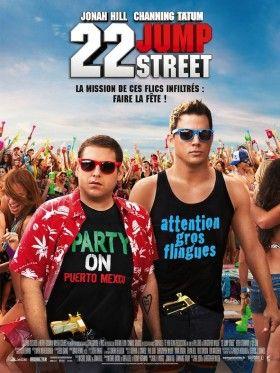 Critique de 22 Jump Street de Phil Lord et Chris Miller en salles françaises le 27 août 2014