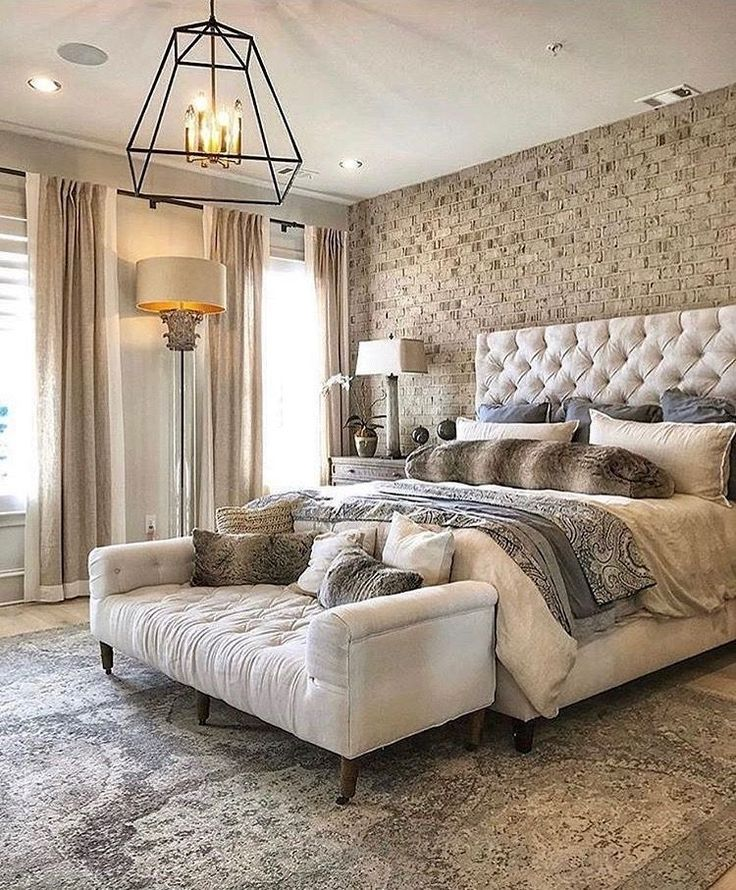20 Cool Bedroom Decorating Ideas With Images Luxury Bedroom