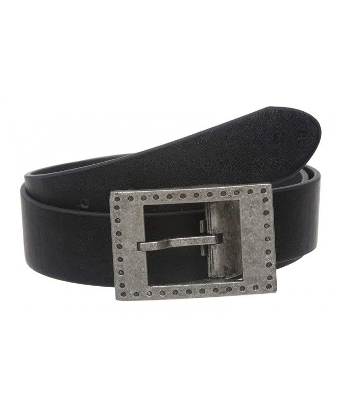 1 1//2 Clamp On Rectangular Buckle with Free Belt Strap